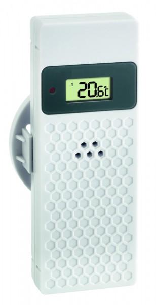 Thermo Hygrosender TFA 30.3245.02 Ersatzsender Zusatzsender 433 MHz für Nexus, Sinus, Meteotime Duo