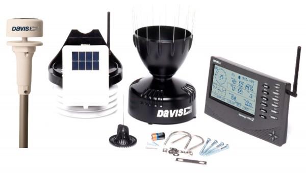 Davis Vantage Pro 2 6152EU.Ultra Wetterstation Wettercenter