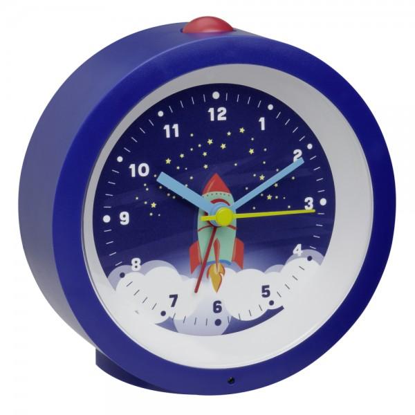 Analoger Kinderwecker TFA 60.1033 Kindermotiv Sweep-Uhrwerk