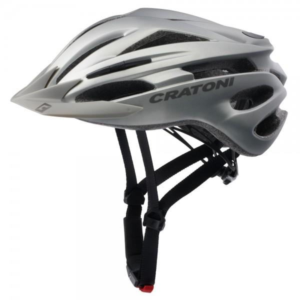 Sonderedition Cratoni Pacer Reflektor Fahrradhelm Mountainbike Helme