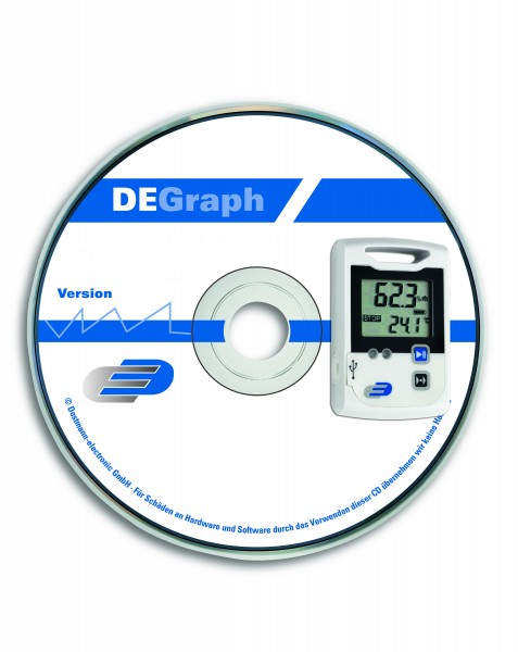 TFA 31.1041 DE Graph Software