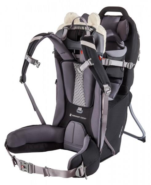 Vaude Komfortable Kindertrage Shuttle Premium Rückentrage