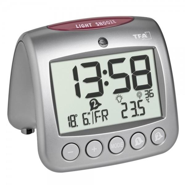 Funkwecker Sonio 2.0 TFA 60.2559.54 Digitalwecker Temperaturanzeige