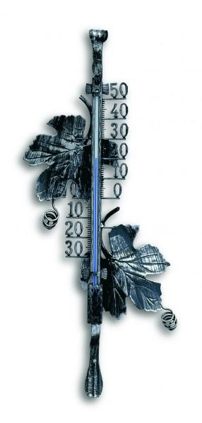 TFA 12.5004 Analoges Außenthermometer aus Schmiedeeisen