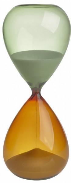 Sanduhren aus Glas TFA 18.6010 Designsanduhr Zeitmesser Timer