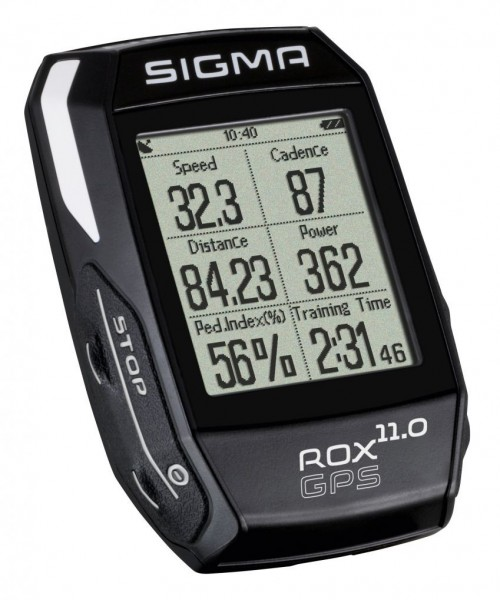 Sigma GPS Bike Computer Rox GPS 11.0 Set Fahrradtacho