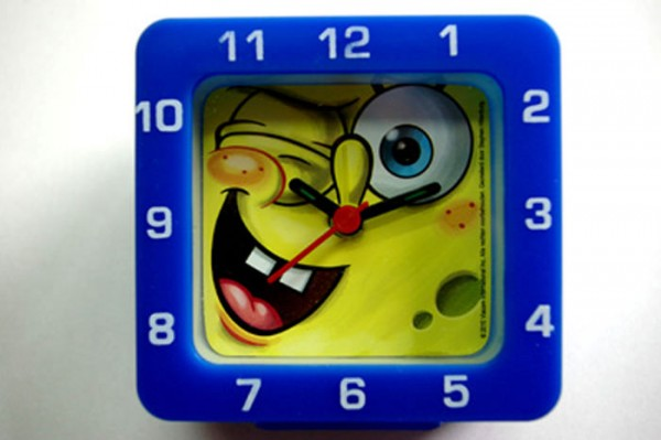 Kinderwecker Spongebob