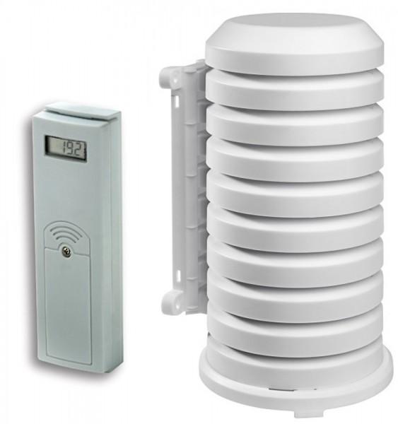 Funk-Sender TFA 30.3120.90 mit Wetterschutzgehäuse Temperatursender