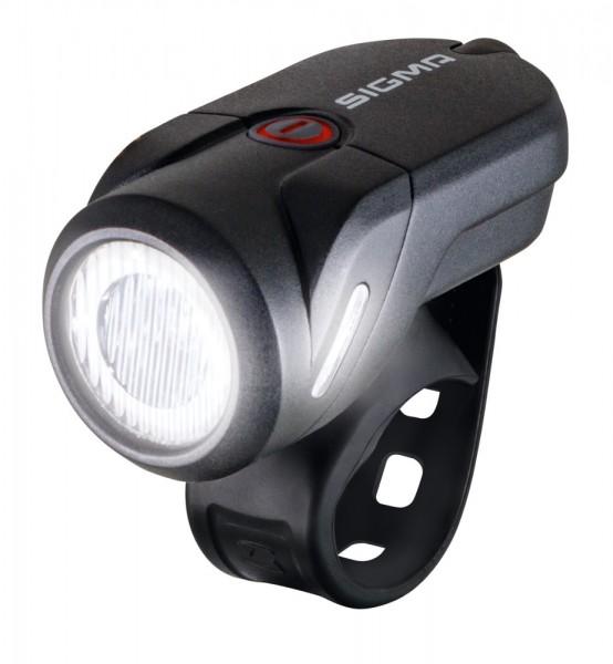 Sigma Frontlicht Aura 35 17350 Leuchtstärke 35 Lux StVZO Scheinwerfer