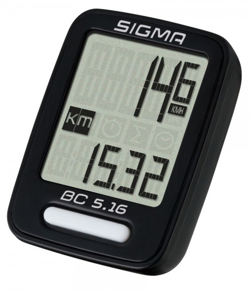 Sigma BC 5.16 Kabel Fahrrad Computer 05160 Fahrradtacho