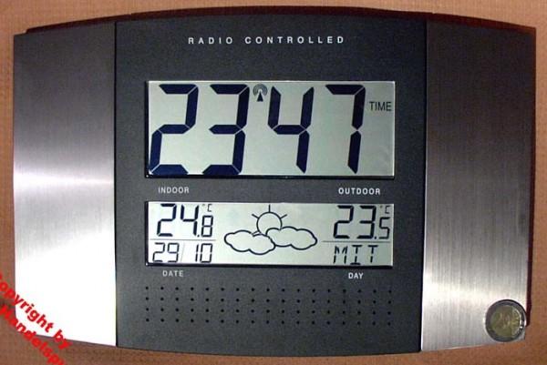 Wetterstation WS 8117