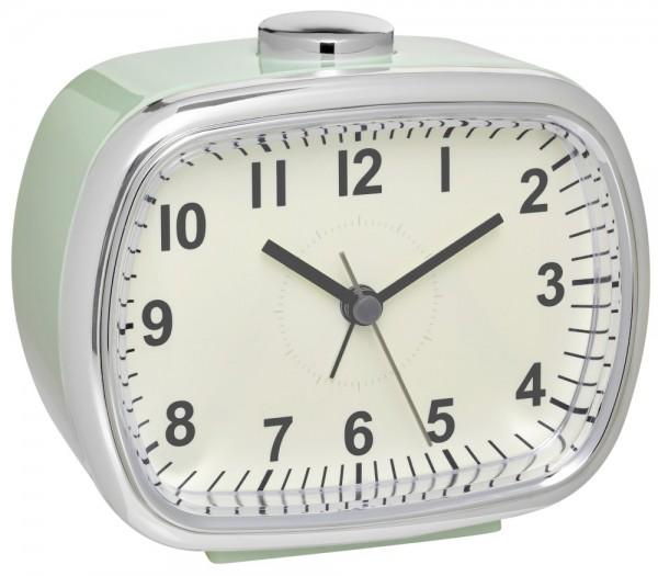 Analoger Wecker TFA 60.1032 leises Sweep Uhrwerk