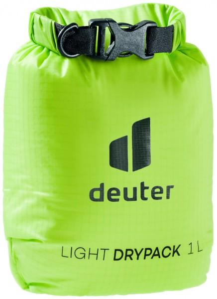 Deuter Light Drypack 1 Modell 2021 wasserdichter Packsack Wäschesack