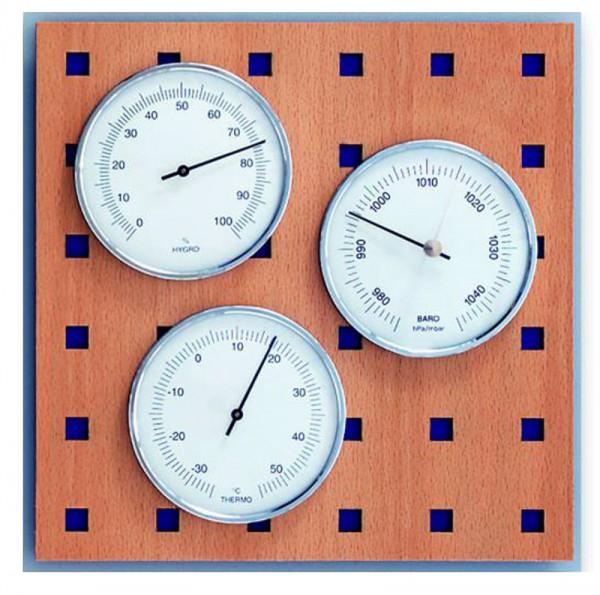 Wetterstation Domatic Buche TFA 20.1069 Thermometer Barometer