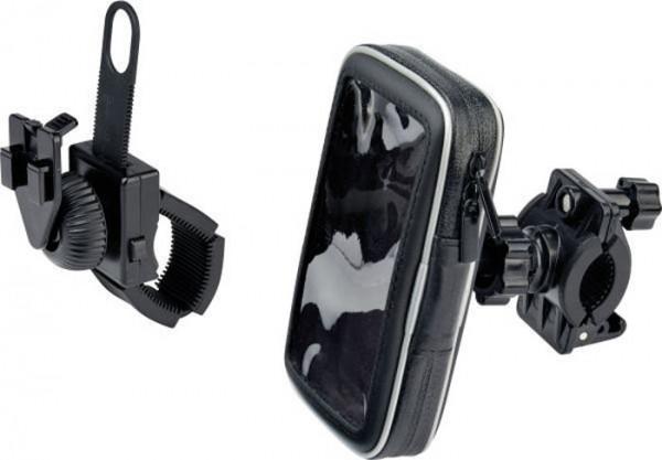 Midland Wasserdichte Motorradlenkertasche / Fahrradlenkertasche für Android