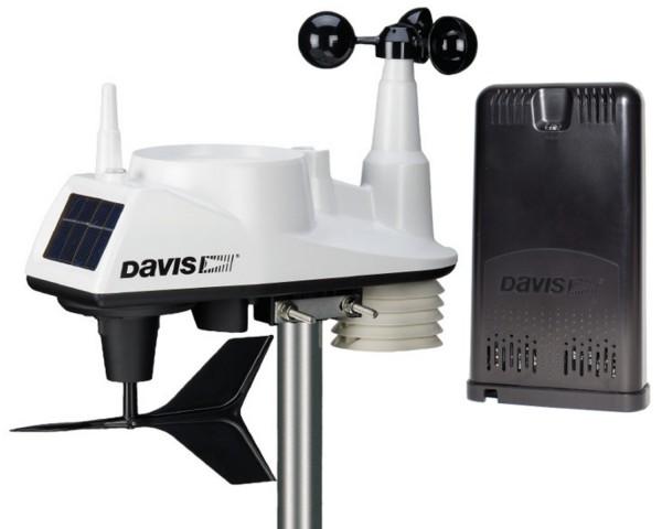 Spezialpaket Davis Weatherlink Wetterstation Vue 6100 EU + 6357