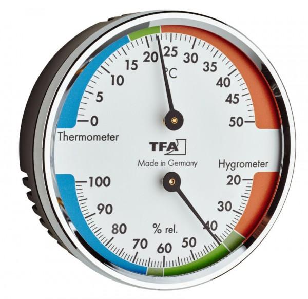 Thermo-Hygrometer TFA 45.2040.42 Raumluftkontrolle