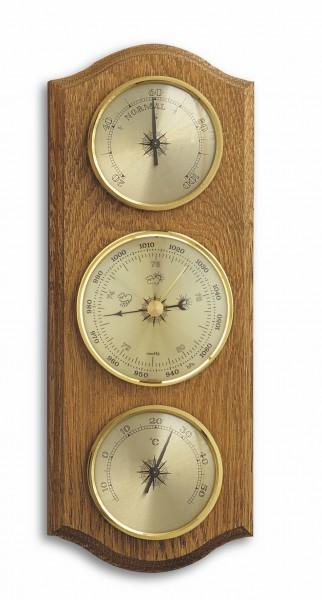 TFA 20.1000 Analoge Wetterstation aus Massivholz