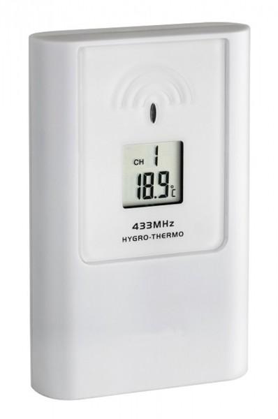 Temperatursender TFA 30.3211.02 für Wetterstation Casa