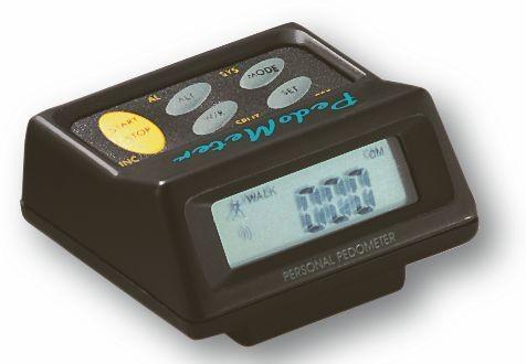 TFA 42.2000 Elektronischer Multifunktions-Schrittzähler HITRAX MOVE