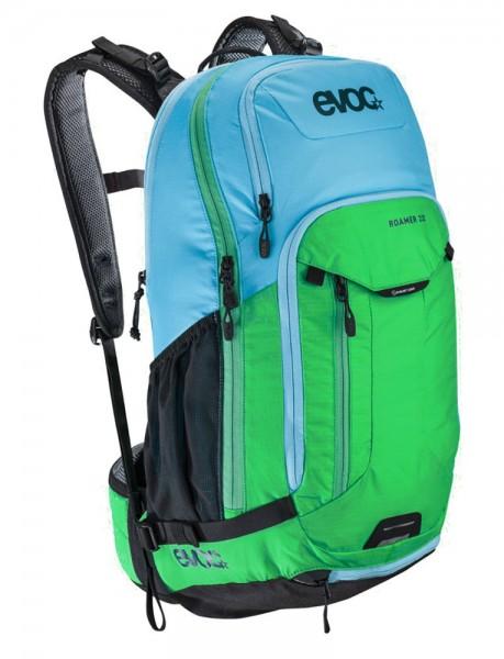 Evoc Roamer 22 neonblue-green 6230175 Fahrradrucksack