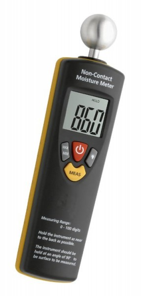 Materialfeuchte-Messgerät Humidcheck Non Contact TFA 30.5503