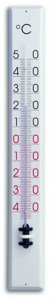TFA 12.2015 Analoges Innen-Außen-Thermometer aus Metall