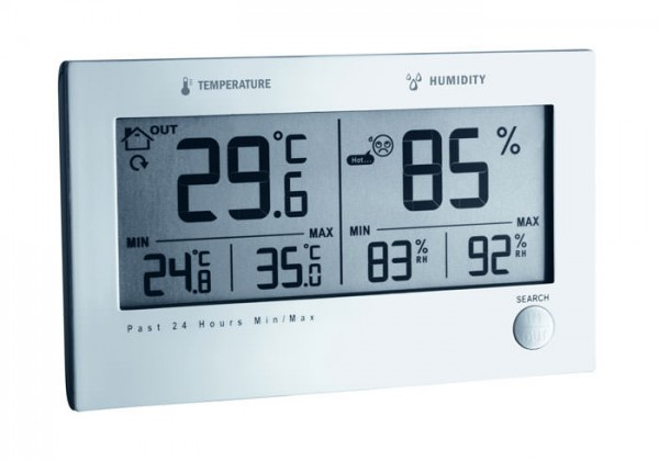 Funk-Thermometer-Hygrometer Twin-Plus 30.3049