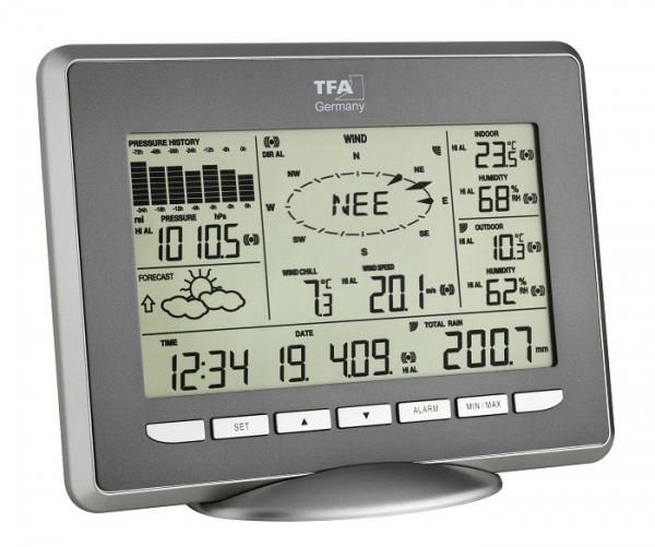 Ersatz Display für Wetterstation Opus TFA 35.1112