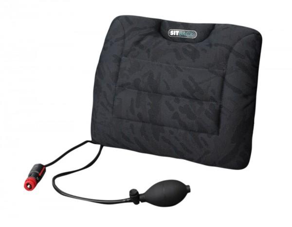 Sitback Air mit Heizung Rückenkissen Autokissen