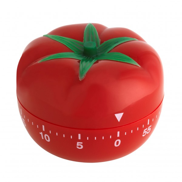 TFA 38.1005 Analoger Küchen-Timer TOMATE