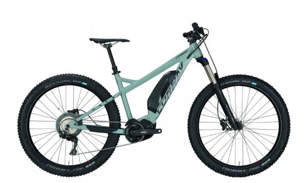 Conway E-Mountainbike EMT 327 Plus Hardtail 27,5 Plus Shimanomotor Vorführrad