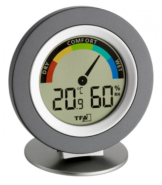 Thermometer-Hygrometer Cosy TFA 30.5019 Luftkontrolle