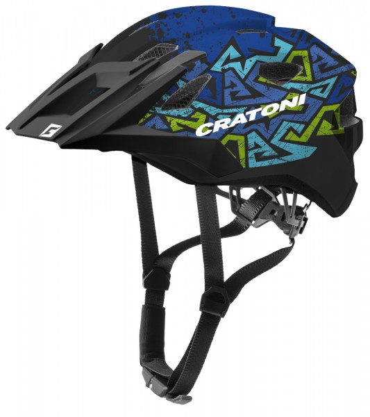 Cratoni Allride Junior Modell 2021 Jugend Fahrradhelm Bikehelme