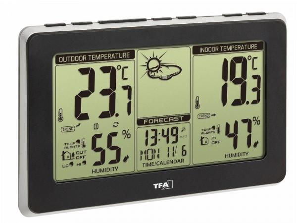 Funk-Wetterstation MONDO TFA 35.1151.01 Wettervorhersage