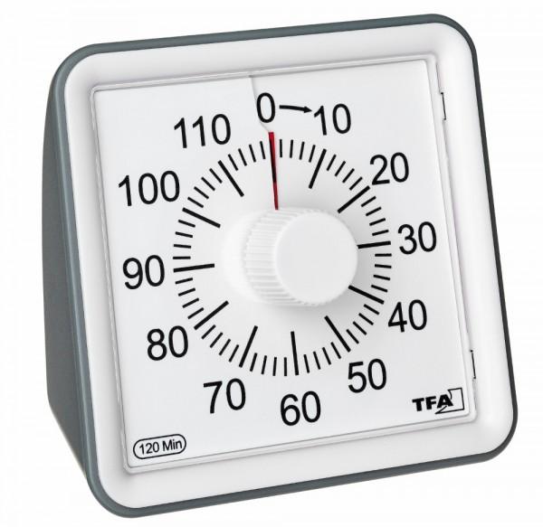 Timer Visual TFA 38.2043.10 Kurzzeitwecker bis 120 Minuten