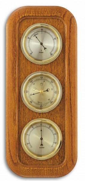 TFA 20.1019 Analoge Wetterstation aus Eiche