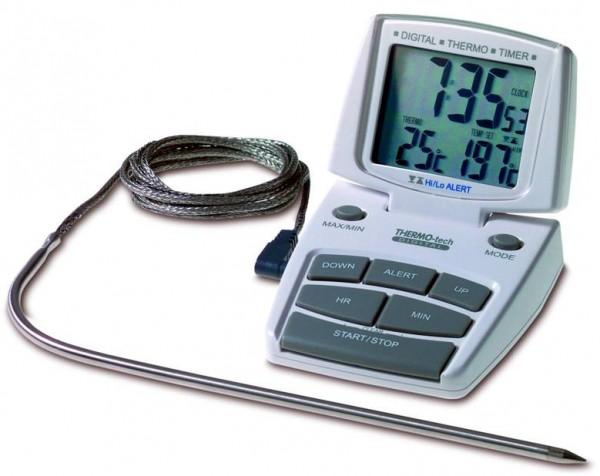 Küchen-Thermo-Timer Backofentimer 14.1500