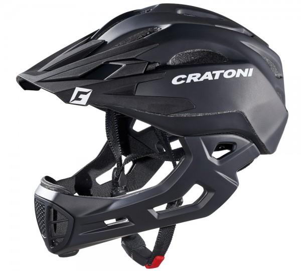 Cratoni C-Maniac 2019 Downhill Fahrradhelm Freeridehelme Kinnbügel