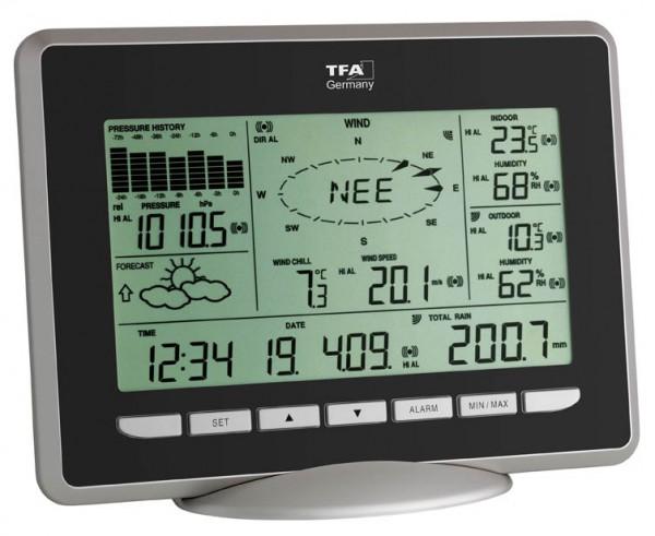 Ersatz Display für Wetterstation Primus TFA 35.1099