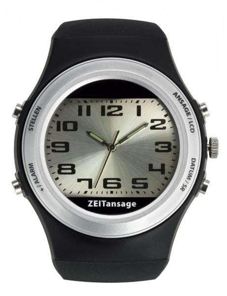 TFA 60.6000.01 Sprechende Armbanduhr