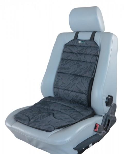 Sitback Basic Light Autositzauflage mit Klimamatte