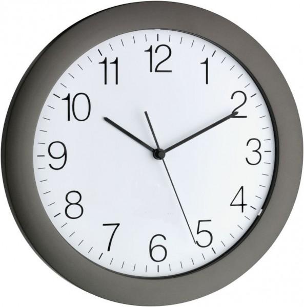 Wanduhr mit leisem Sweep-Uhrwerk TFA 60.3038.20 Bürouhr Quartzuhr
