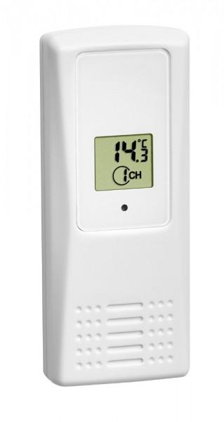 Funk Temperatursender TFA 30.3228.02 für Trio, Klima Monitor, Venice
