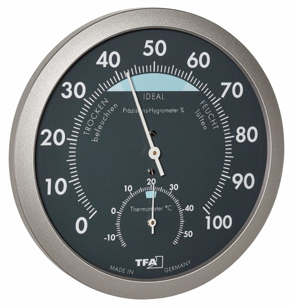 TFA 45.2043 Analoges Thermo-Hygrometer