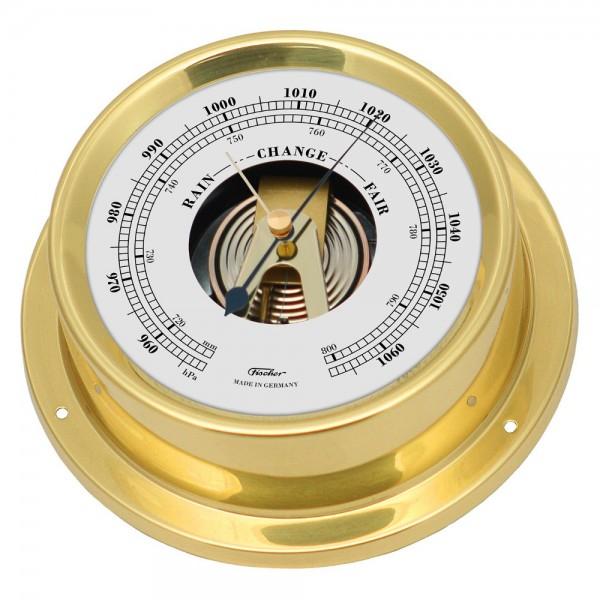Fischer Maritimes Barometer Präzision Messinstrumente