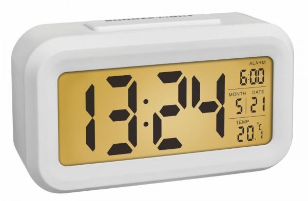 Digitaler Wecker mit Temperaturanzeige Lumio TFA 60.2018