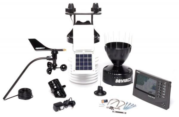 Davis Vantage Pro 2 Kabel Aktiv Plus 6163 CEU Wetterstation