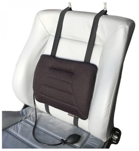 Sitwell Rückenstütze Comfort black air 3D Lordosenkissen Autozubehör
