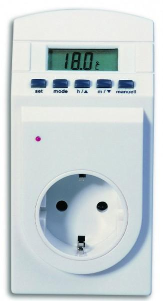 Zeitschaltuhr mit Thermostatfunktion Thermo-Timer TFA 37.3000